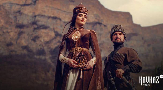 Заур Атласкиров и Алена Чабдарова — «Гордый танец»