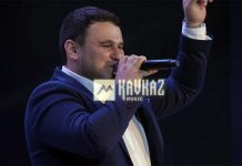 "Rustam Nakhushev presented a concert version of the well-known in the Caucasus folk song ""The sea is quiet"""