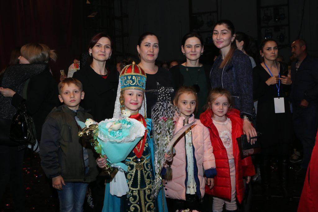Концерт ансамбля «Нальцук» в Нальчике