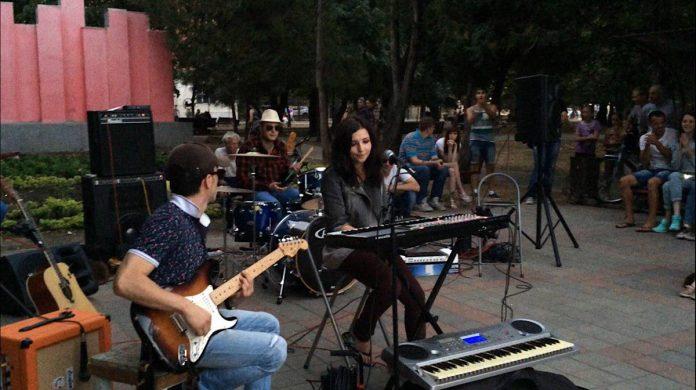 Выступление группы «Алысын» г. Черкесск