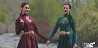 Руслана Собиева и Зарина Бугаева представили песню «Ирыстон»