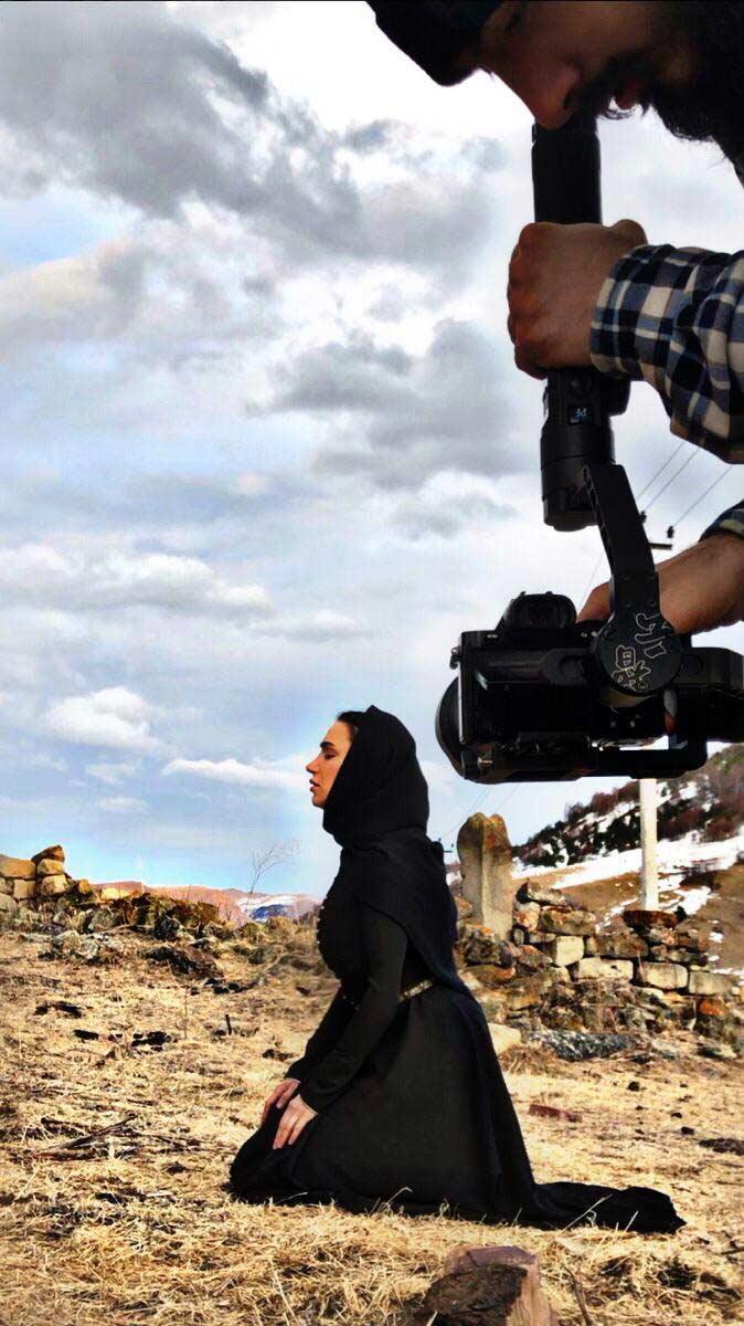 Съёмки видеоклипа Альбины Токовой «Турнала»