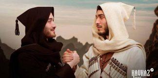 Кантемир и Астемир Хаупа представили премьеру песни «Зэкъуэшитl»