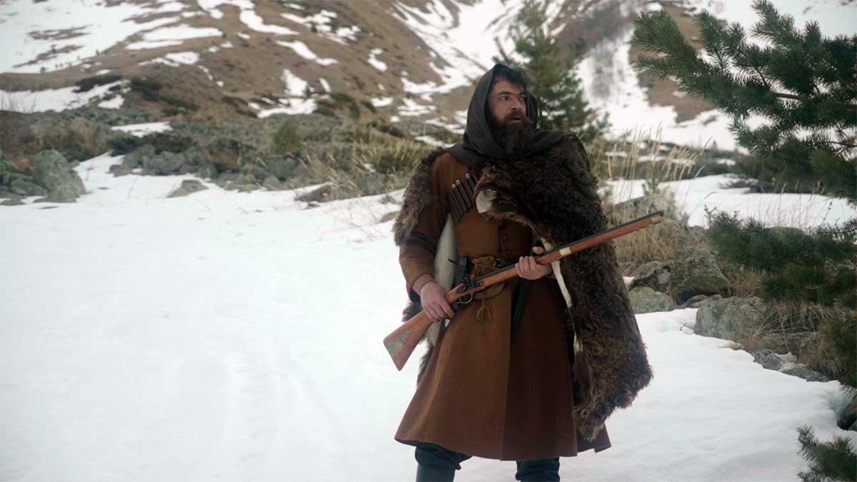 Симфония «Минги Тау: Зима». Ренат Гонибов