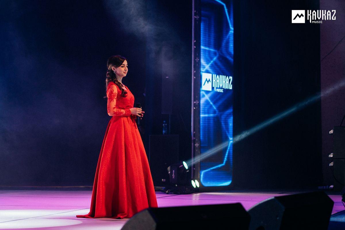Амина Даова, Концерт «Хъуромэ Джэгу»