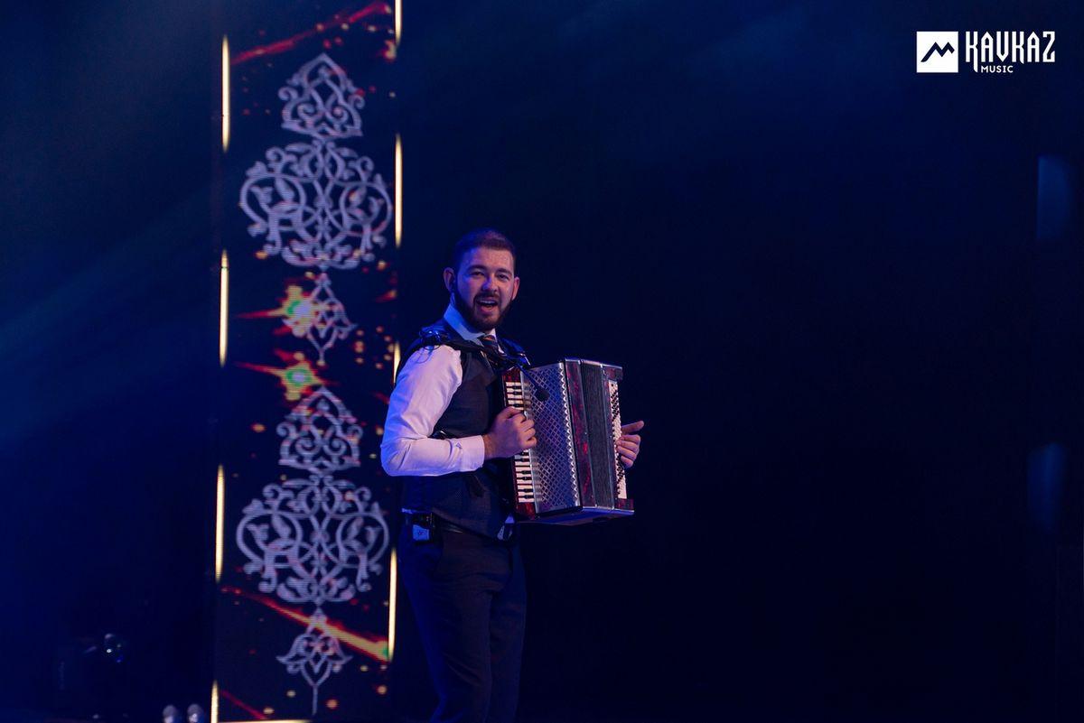Нэсрэн Чылар, Концерт «Хъуромэ Джэгу»