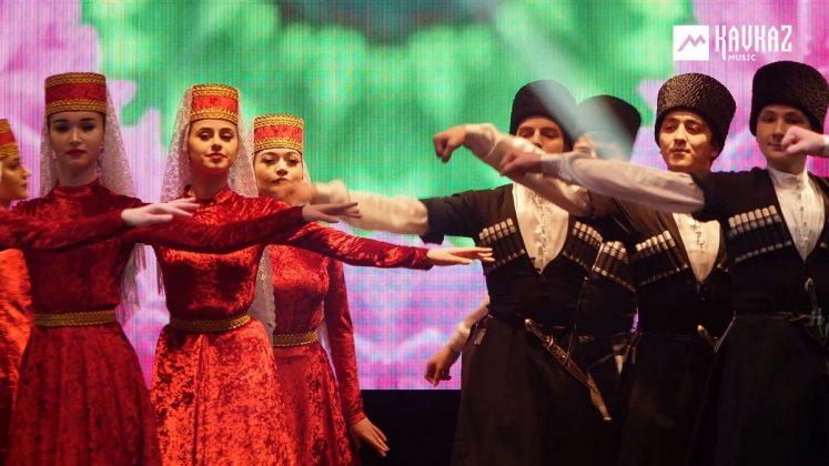 Танец «Абезек», Концерт ансамбля «Насып»