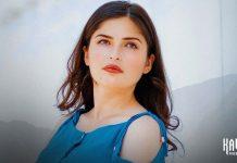 Анжела Жеттеева сравнила любовь с полетом голубки