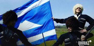 Эльдар Атмерзаев описал красоту и силу балкарского флага в песне «Таулу байракъ»