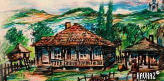 Задушевную песню представила грузинская семья Боджгуа – «Мегрули»