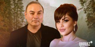 Признание влюблённых воплотили в песне Нодар Гуцати и Фатима Хаблиева