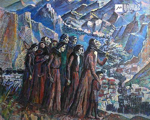 День депортации карачаевского народа
