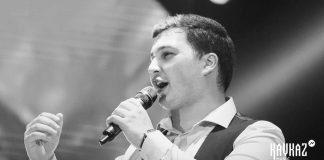 Нежную песню о любви выпустил Анзор Нагоев