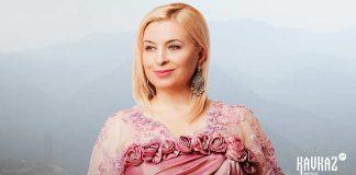 Оду пылкой любви исполнила Светлана Тхагалегова