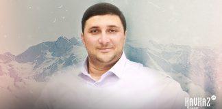 Аскер Хатухов выпустил сольный альбом «Дамэ стетамэ»