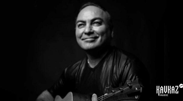 Нодар Гуцати выпустил авторский альбом «Ме амгартам»