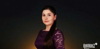 Фатима Азаматова презентовала песню о жизни