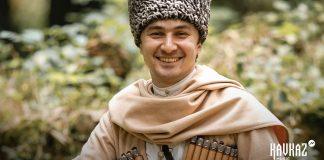 Джамал Теунов выпустил сольный альбом «Уэрэд зэхэшэ»