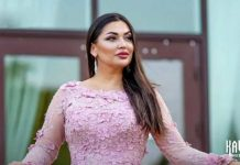 Мадам Алина выпустила сольный альбом «Куншидин Руш»