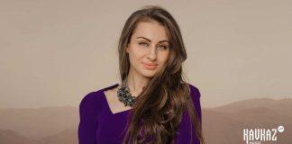 Рената Бесланеева исполнила песню «Рэмэзан»