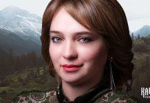 Залина Тхазеплова спела о любви в сингле «Лъагъуныгъэращ»