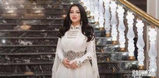 Нату Созаева выпустила попурри «Национальный mix»