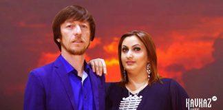 Марина Тедеева и Рустам Дегоев рассказали свою историю любви в песне «Ма мын кан таргайтта» («Не обижайся на меня»)