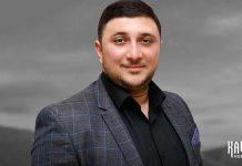 Песню о красоте родного края исполнил Аскер Хатухов