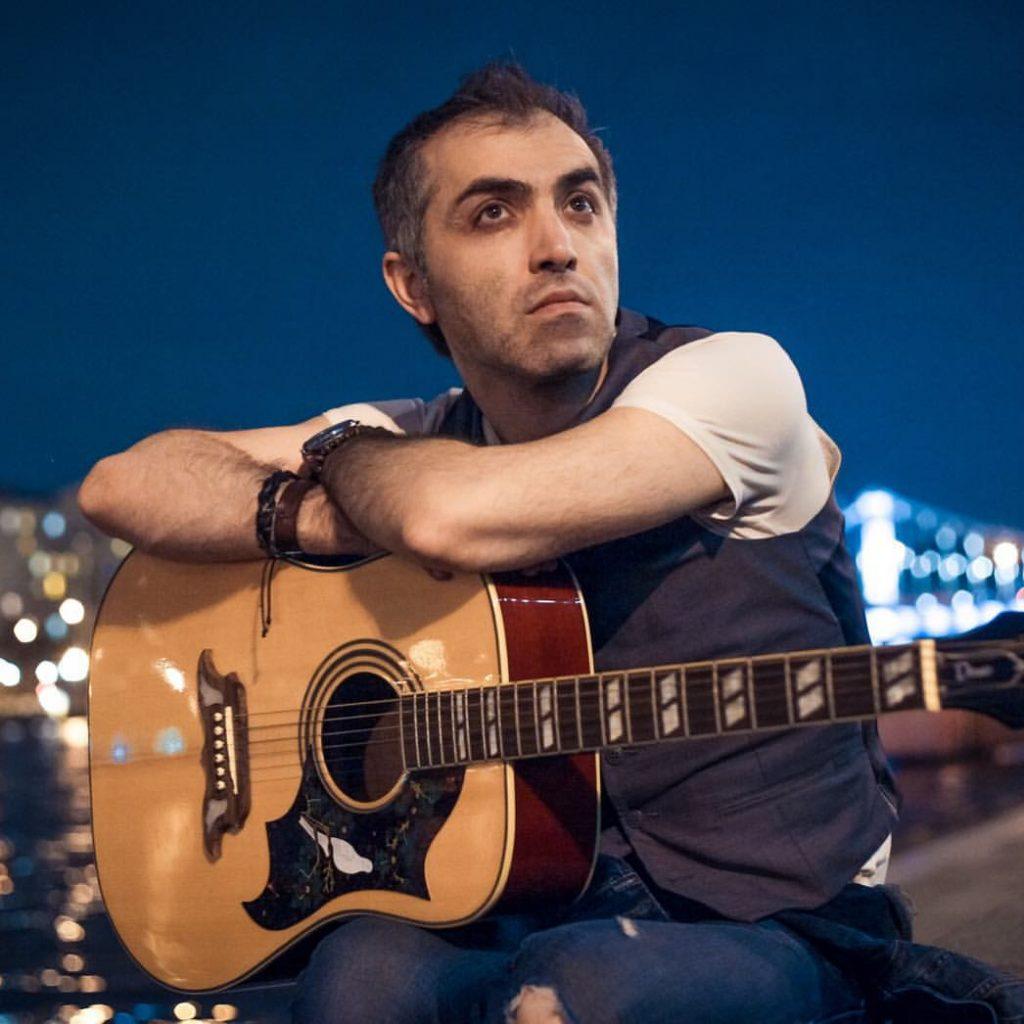Руслан Хасаитов представил песню «Абына, Абына»