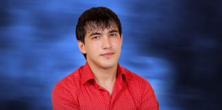 Шуточную песню о «горечи любви» исполнил Аскер Каширгов