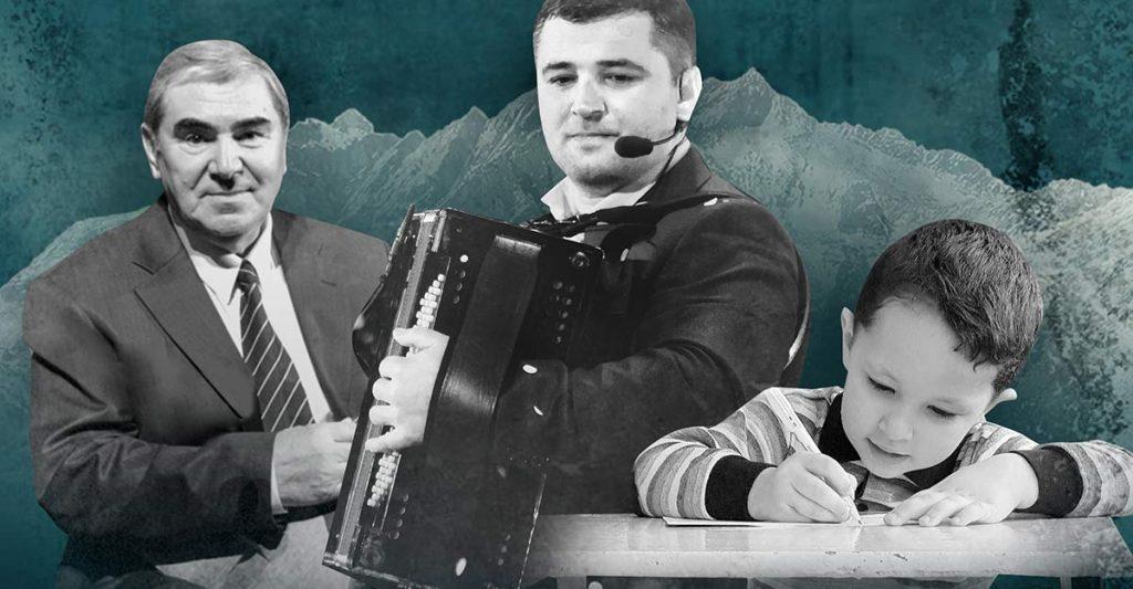 «Зэман»: песня Бетала Иванова на адыгском языке о цене и ценности времени