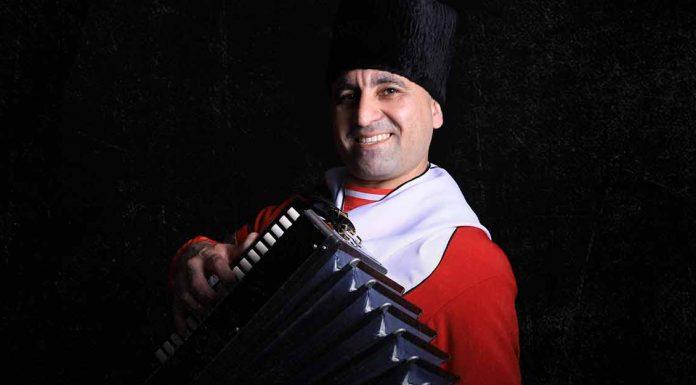 Марат Акаев записал «Греческую лезгинку»