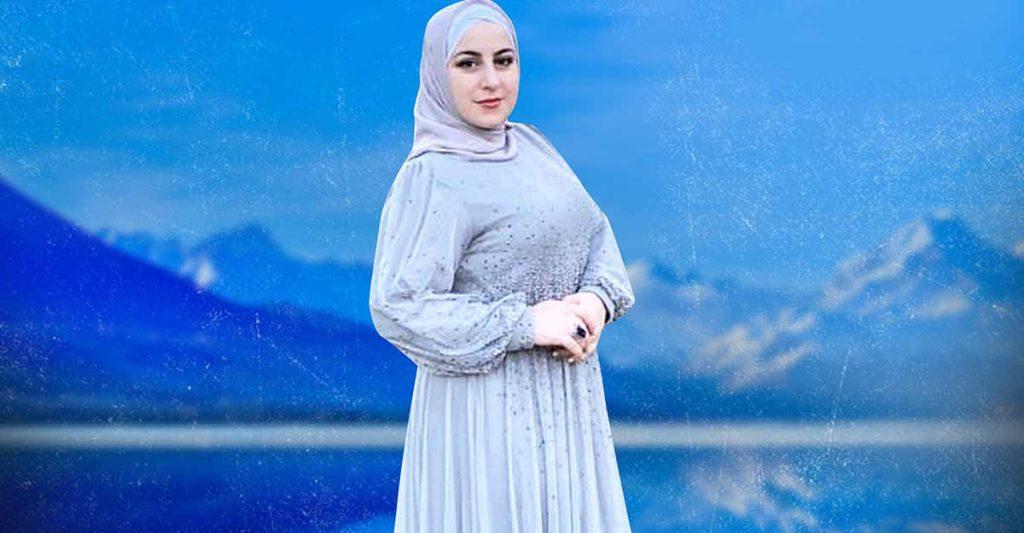 Сацита Солтаева презентовала песню об ушедшей любви