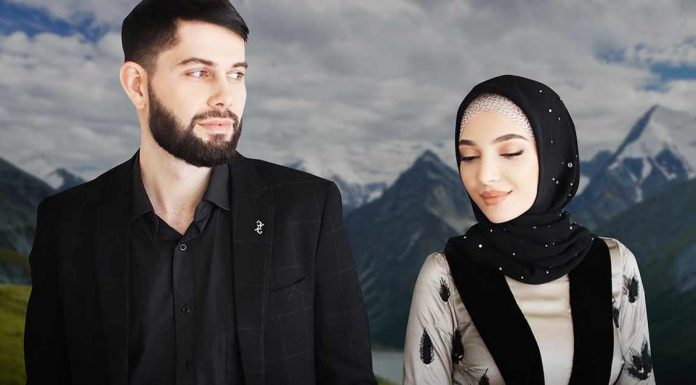 Аманта Бисултанова и Тимир-Булат Хасанов исполнили лирический дуэт