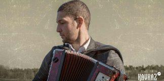 Блан Жилока исполнил традиционную адыгскую мелодию