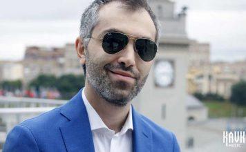Руслан Хасаитов посвятил песню родному городу