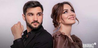Заур Нагоев и Инна Багова рассказали историю счастья на двоих