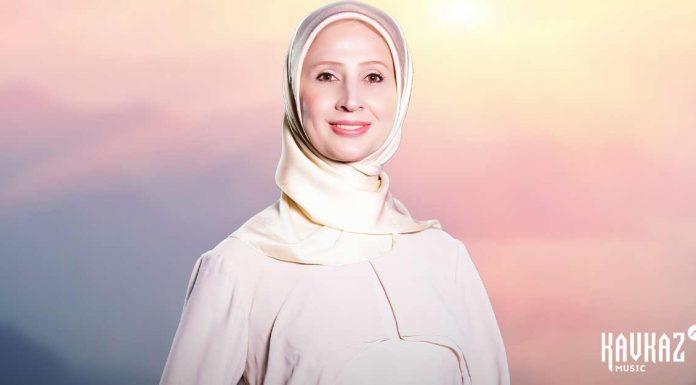 Маймонат Ибрагимова спела о чеченском парне
