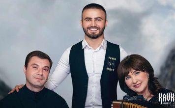 Азамат Сидаков записал песню «Ма цард хуры хай»