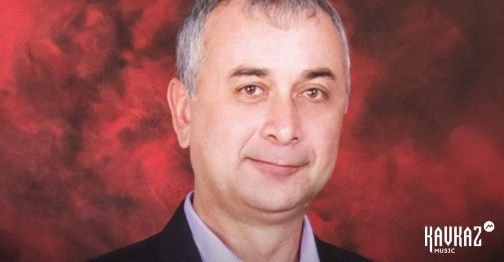 Казбек Шарипов представляет альбом своих песен