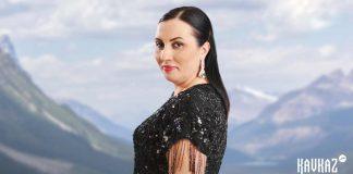Мадина Кайтмазова исполнила посвящение матери
