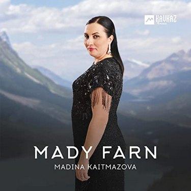 Madina Kaitmazova. «Mady Farn»