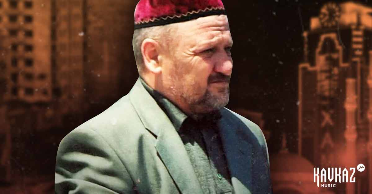 Иса Эсамбаев посвятил релиз Ахмат-Хаджи Кадырову