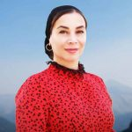 Любовь к Родине воспела Луиза Эльжуркаева